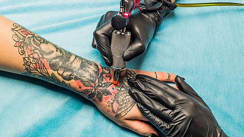 Veel tattoo-inkt bevat nog kankerverwekkende stoffen