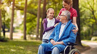 Inwoners verpleeghuizen mogen meerdere bezoekers ontvangen vanaf 15 juni