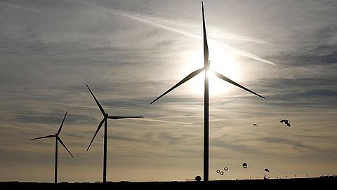 Bijna genoeg windstroom voor alle Nederlandse huishoudens