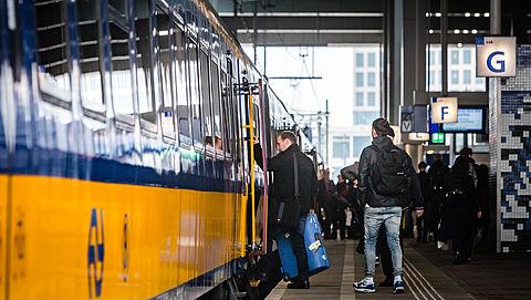 Internationale trein stijgt in populariteit