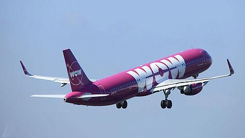 Luchtvaartmaatschappij WOW air staakt alle vluchten