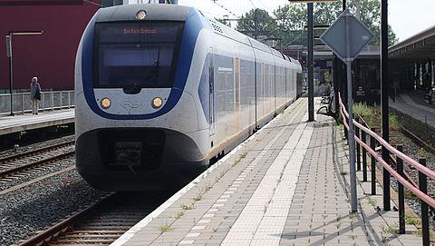 NS blijft minder treinen inzetten tot en met 28 april