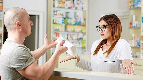 Apothekers: 'Steeds vaker valse recepten voor pijnstillers'}