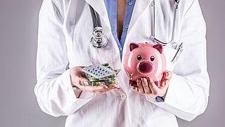 Prijsonderhandelingen zorgen voor goedkopere medicijnen