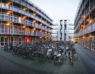 Studentenkamer Amsterdam met afstand het duurst