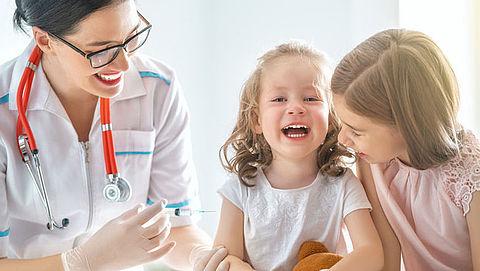 Kinderen worden weer vaker ingeënt