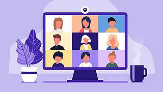 Videoconferentiedienst Zoom gaat werken aan beveiliging