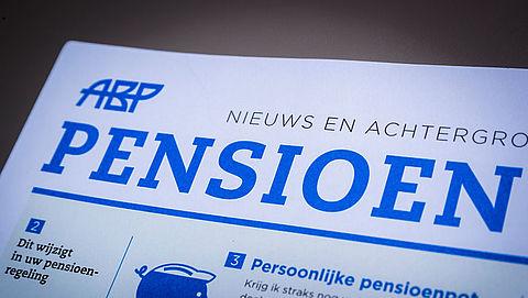 Pensioenpremie ambtenaren en onderwijsmedewerkers stijgt