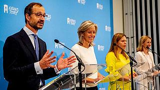'Kiezers partijen positief over klimaatakkoord'