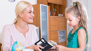 Geldkwesties in samengestelde gezinnen