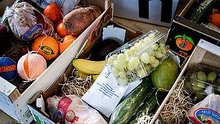 Voedselbanken bieden actief hulp aan