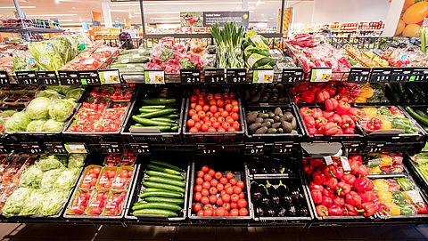 Bestrijdingsmiddel niet nodig voor kwart AH-groente