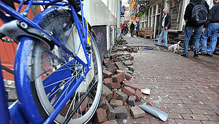 'Een op vijf fietsritten in Nederland niet veilig'