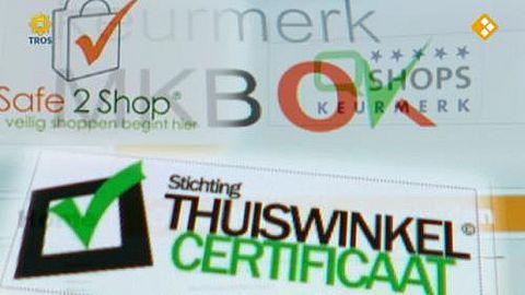 Webwinkel-keurmerken