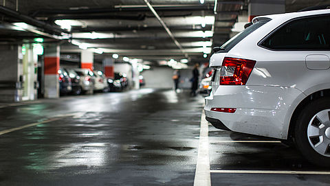Slimme sensoren moet vinden van parkeerplek makkelijker maken