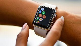 Apple Watch crasht bij vraag naar weersverwachting
