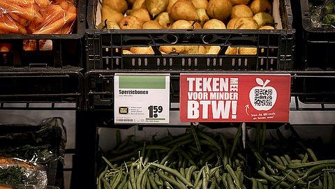 'De tijd is rijp': petitie om btw groente en fruit naar 6 procent te verlagen