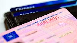 Boete betalen als je rijbewijs gestolen is