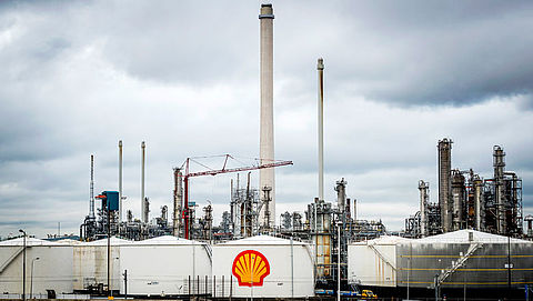 Shell, ING en andere grote bedrijven zien meer klimaatkansen dan -risico's}