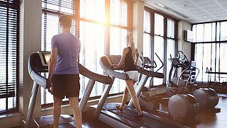 Naar de sportschool in tijden van corona: reserveren en geen kleedkamers