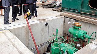 Risico op ondergrondse lekkage bij aardwarmte