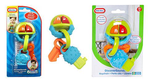 Stikgevaar bij babyspeelgoed van Kruidvat en Trekpleister