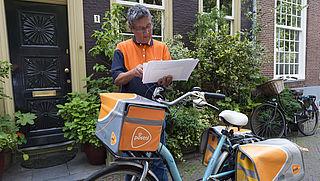 PostNL bezorgt 95 procent post op tijd