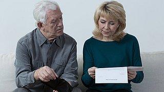 'Financiële kater voor gepensioneerden in 2022'