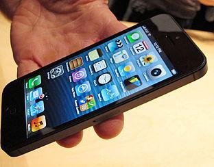 Apple lanceert iPhone 5
