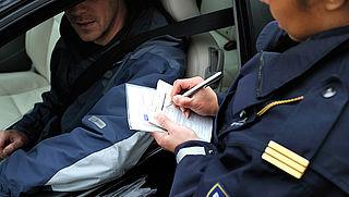 'Verkeersboetes geen oplossing voor begrotingstekort'