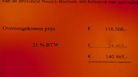 Factuurfraude: 140 duizend euro kwijt, banken doen niets