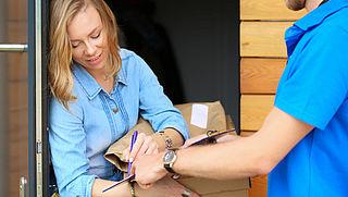 Pashokje in Belgisch postkantoor moet retourneren versnellen