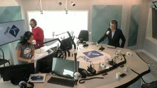 Radio-uitzending 07-04-2018