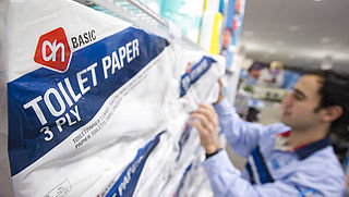 1 op 3 voelt 'hamsterschaamte' bij het kopen van wc-papier