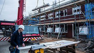 'Bouw van nieuwe woningen blijft komende jaren achter bij doelstelling'