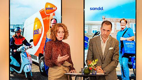 PostNL en Sandd mogen alsnog fuseren