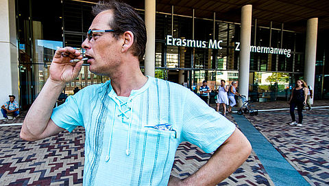 Twee rookvrije straten in Rotterdam}