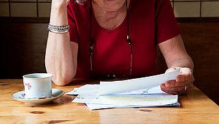 Aantal betalingsachterstanden weer gedaald