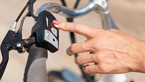 GPS-chip in elektrische fiets werkt tegen fietsendiefstal}