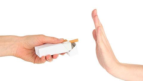 Gedupeerden tabaksindustrie overhandigen klaagschrift bij gerechtshof}