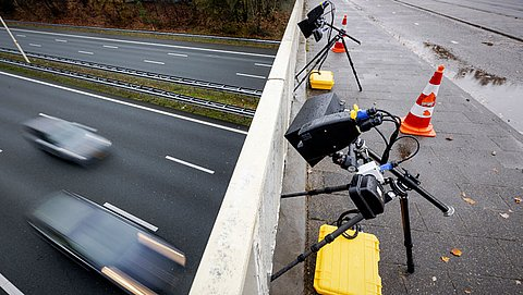 Boetes honderden appende automobilisten ingetrokken