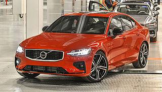 Volvo's mogelijk vervuilender dan toegestaan