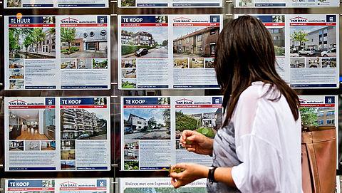Doorstromer vindt minder makkelijk nieuwe woning in Randstad