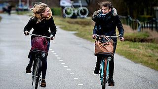 Gedragscode voor fietsers in de maak