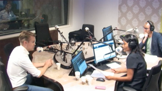 Radio-uitzending 16-09-2017