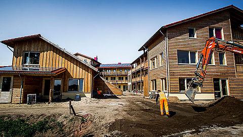 Rem op nieuwbouw sociale huurwoningen door belastingplannen}