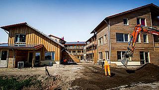 Rem op nieuwbouw sociale huurwoningen door belastingplannen