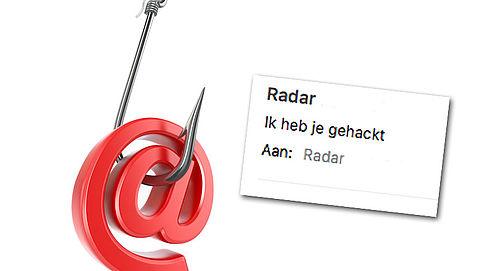 Phishingmail gekregen van je eigen e-mailadres? Dit is spoofing!