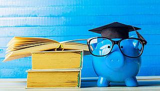 Totale studieschuld nog nooit zo hoog