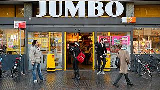Rugzakverbod bij Jumbo supermarkt voor scholieren